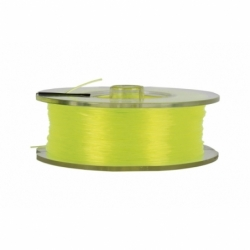 BLISTER HILO DE SEDAL 0.9 MM 100 MTS AMARILLO