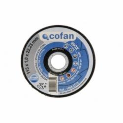DISCO CORTE - 115X1,0X22,23 METAL STAND.