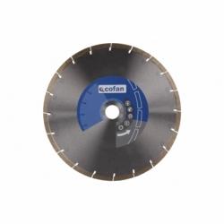 DISCO PORCELANICO MAQUINAS DE MESA 250mm - H25,4