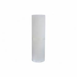 MALLA PLAST. CUADRADA JARDIN 5mm BLANCO 1x25m