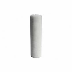 MALLA PLAST. CUADRADA JARDIN 10mm BLANCO 1x25m