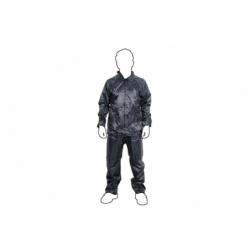 TRAJE AGUA AZUL POLIESTER/PVC TALLA XL