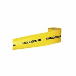 CINTA BALIZ. CANALIZACION GAS 150MMX250MTS