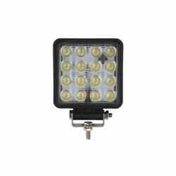 FARO TRABAJO 16 LED 3360Lm 6000K 48W, IP67 (10-30V)