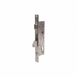 Cerradura Embutir Palanca D85E28 Inox (L.Corta)