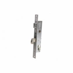 Cerradura Embutir Gancho D85E23 Inox (L.Corta)