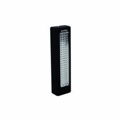 LÁMPARA 72 LED RECTANGULAR IMAN/GANCHO