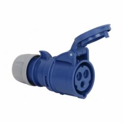 BASE INDUSTRIAL IP44 16A 230V
