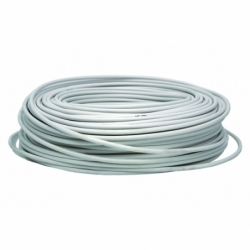 CABLE ANTENA 75 Ohm BLANCO (100 M)