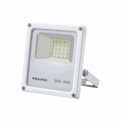 PROYECTOR COMPACTO MULTI LED SMD BLANCO 20W