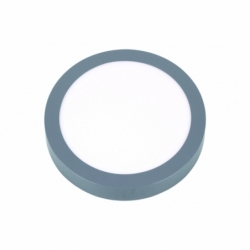 DOWNLIGHTS SUPERFICIE ALUMINIO 20W Ø200mm