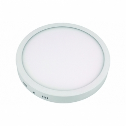 DOWNLIGHTS SUPERFICIE BLANCO 12W Ø180mm