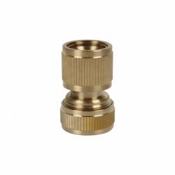 CONECTOR MANGUERA LATÓN 1/2 - 5/8 (13-15 mm)