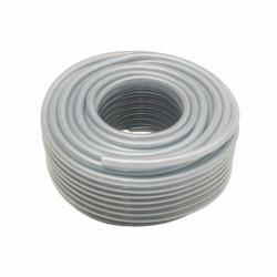 MANGUERA PVC CRISTAL C/REFUERZO 19x26mm/50m