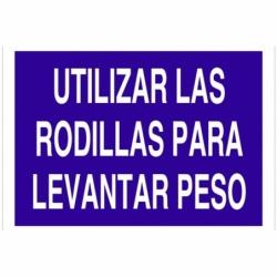 SEÑAL POLIESTIRENO 297X210