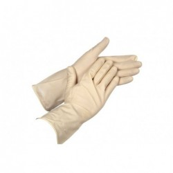 GUANTE LATEX NATURAL NO FLOCADO TALLA XL (9,5)
