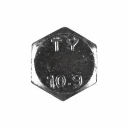 DIN-933 C-10.9 M-6 X 25 Z