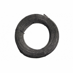 ROLLO CABLE GALVANIZADO 50 MTS. 4MM.