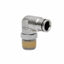 CONEXION CODO  TUBO 10mm. ROSCA 3/8